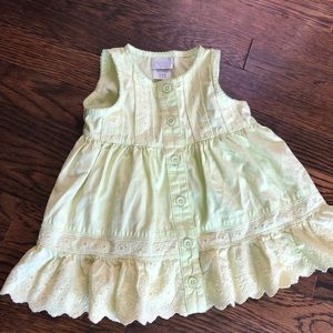 cater's baby girl dress